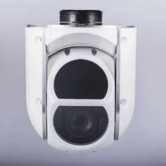 Multi-Sensor Gyro-Stabilized Gimbal