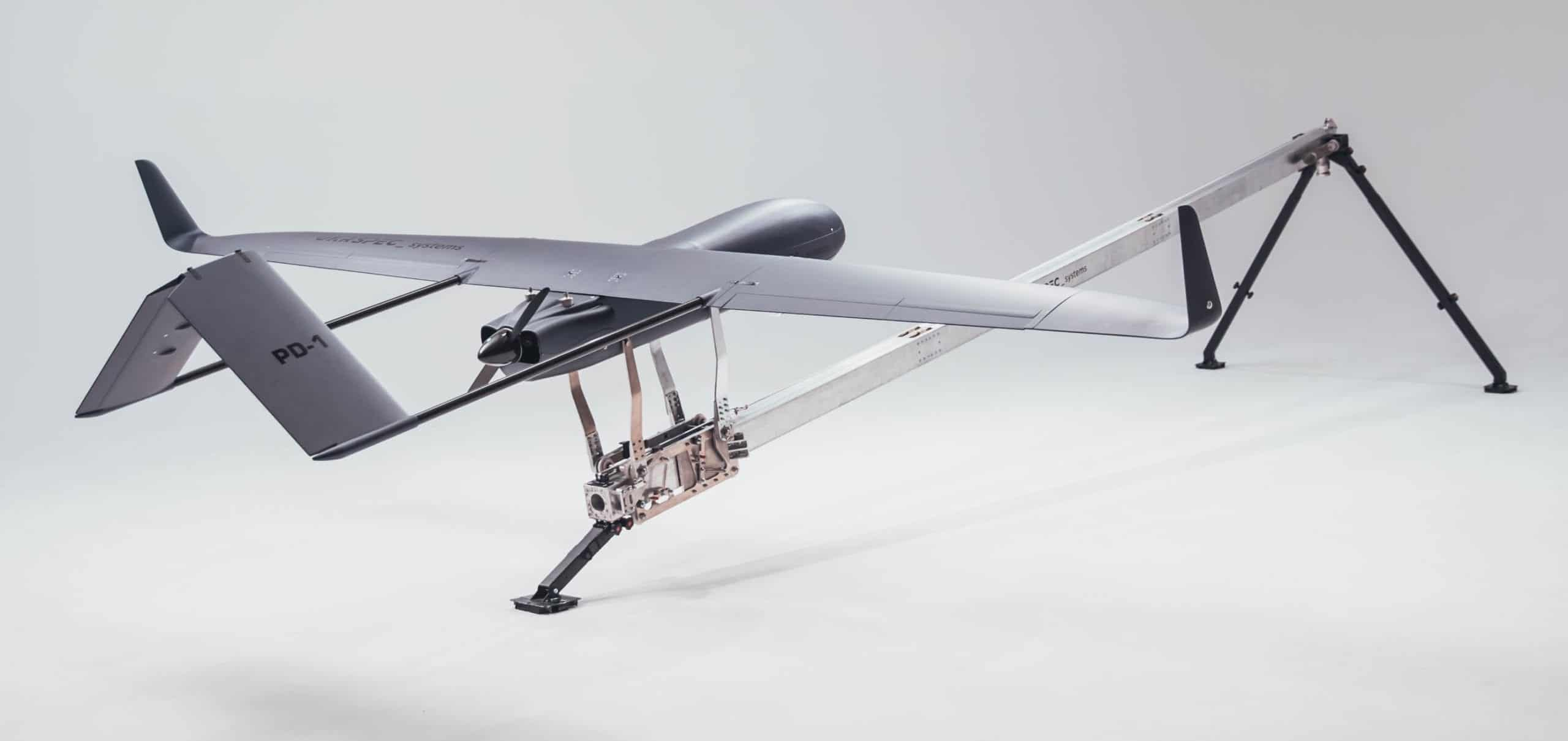 PD-1 Fixed-Wing Drone