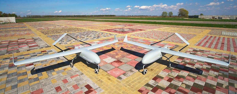 PD-1 Small Fixed Wing UAV