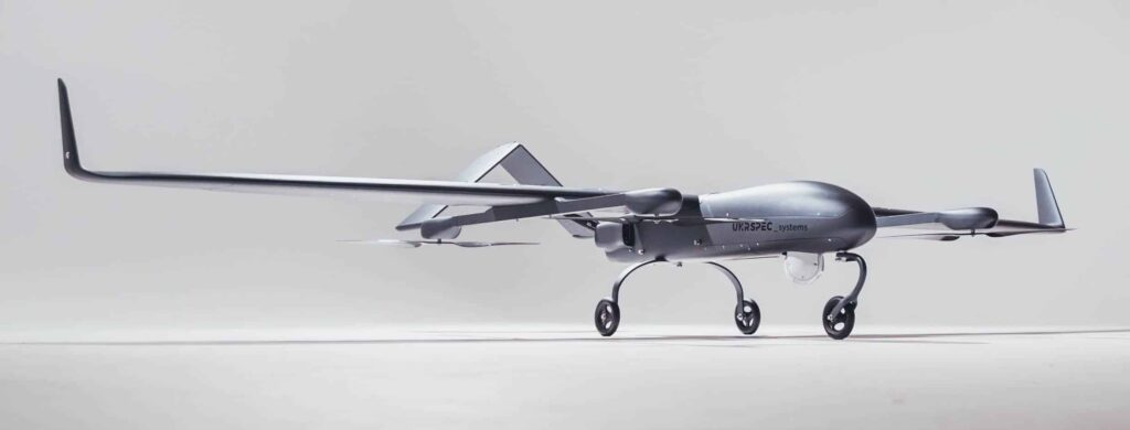 PD-1 VTOL Fixed Wing UAS