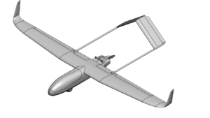 PD-2 Fixed wing uav