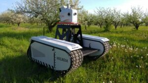 Milrem and Leica Geosystems Announce Pegasus:Multiscope Unmanned Ground Vehicle