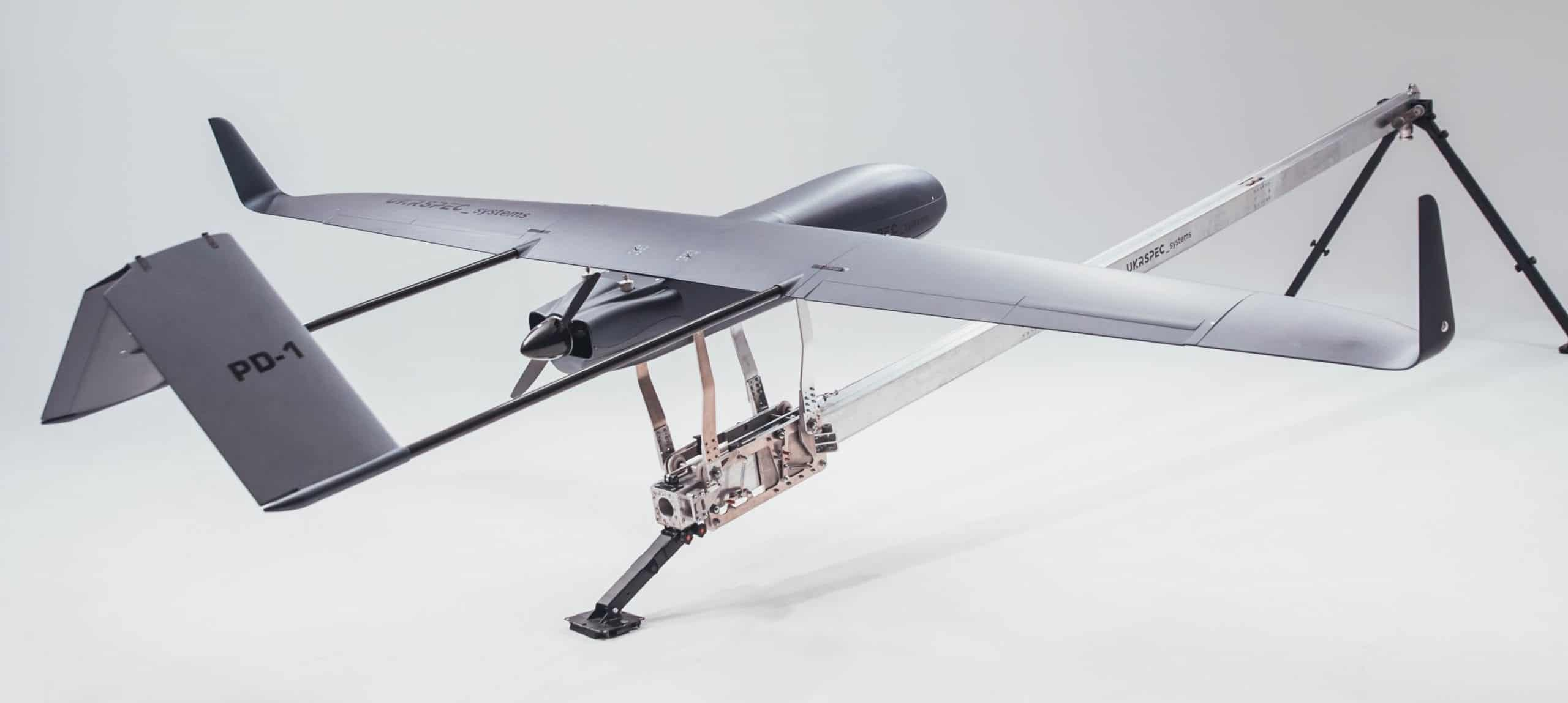 Pneumatic UAV Launching System