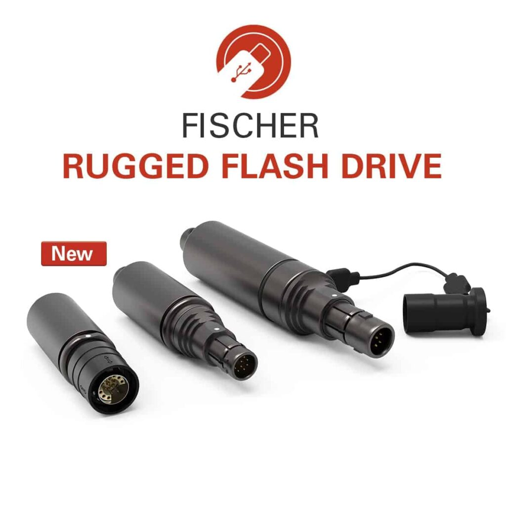 Rugged Flash Drive  for Harsh Environments