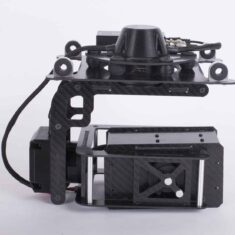 USG-301 3-Axis Gyro-Stabilized Gimbal