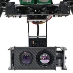 USG-302 dual-sensor gimbal
