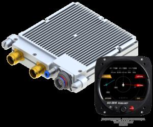 ZPX-C IFF Mode 5 Diversity Transponder