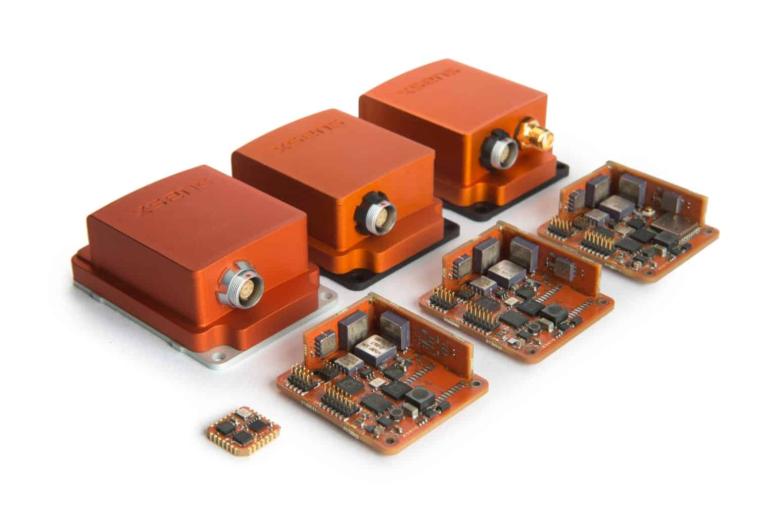 Xsens Develop Inertial Sensing Solutions For Unmanned