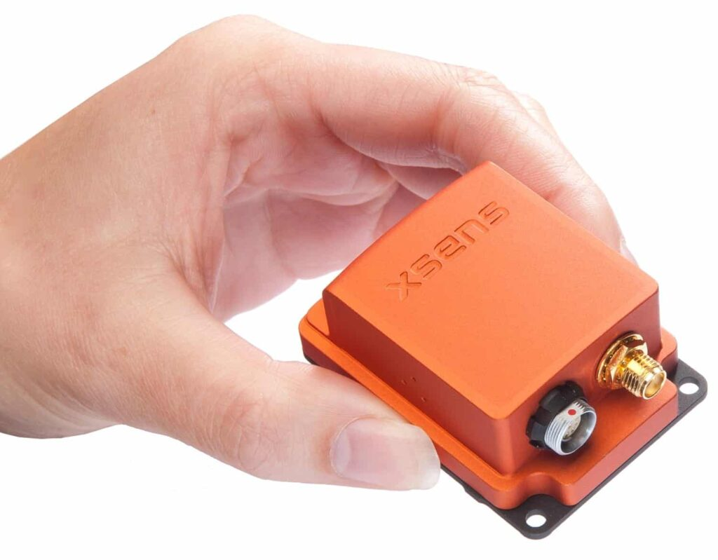 MTi-G-710 GPS-Aided GNSS/INS