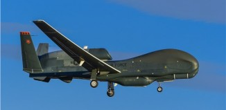 NGC Global Hawk UAS