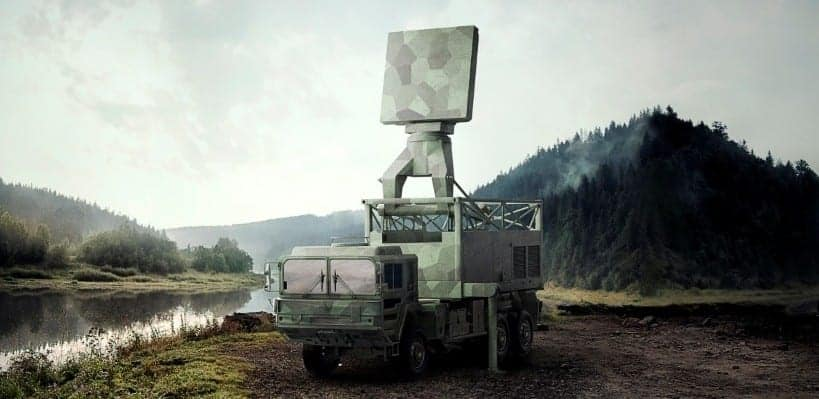 Saab Giraffe Radar