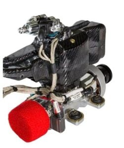 Scaneagle UAV engine
