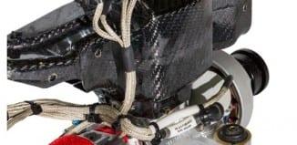 Scaneagle UAV engine