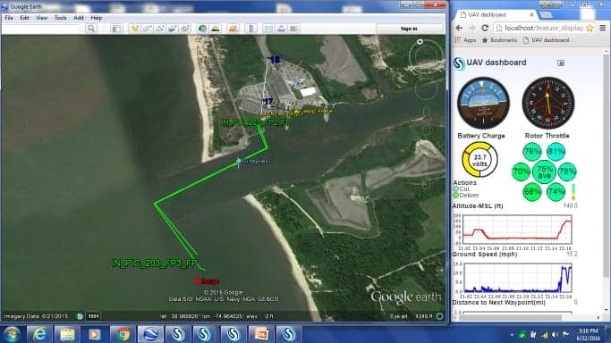 Simulyze Situational Awareness Software Deployed During Ship-to