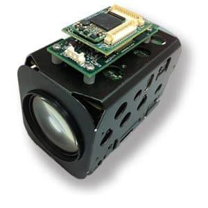 UAV Camera Video Processor