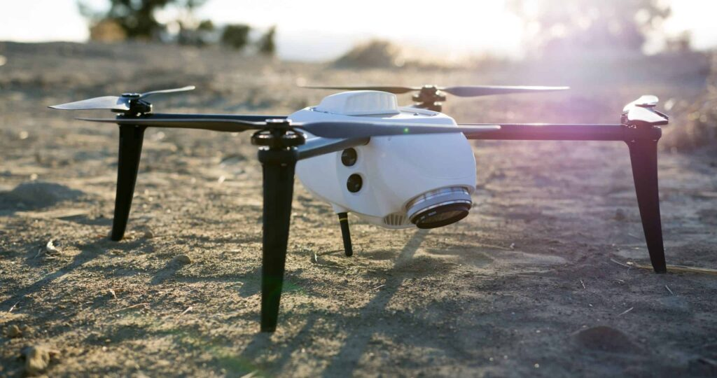 Kespry Drone 2.0 Micro UAV