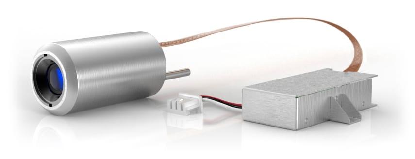 NanoPoint Flex Miniaturized Laser Module for UAVs