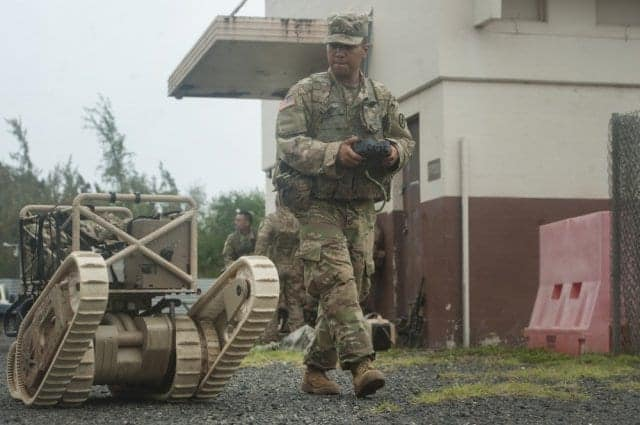 Used Military Vehicles >> U.S. Army Tests Prototype Unmanned Systems | Unmanned ...