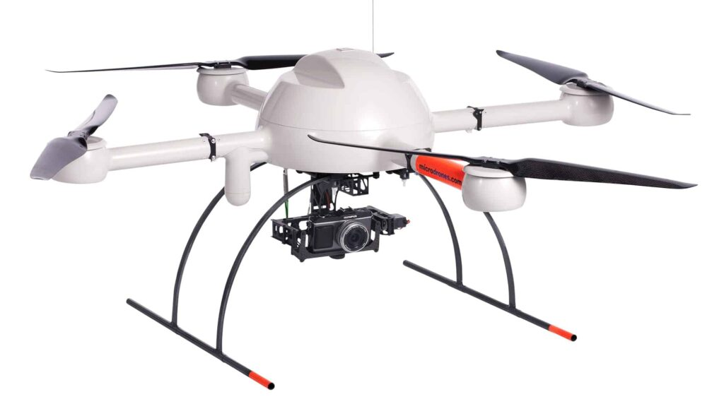 md4-1000 High Performance VTOL UAV