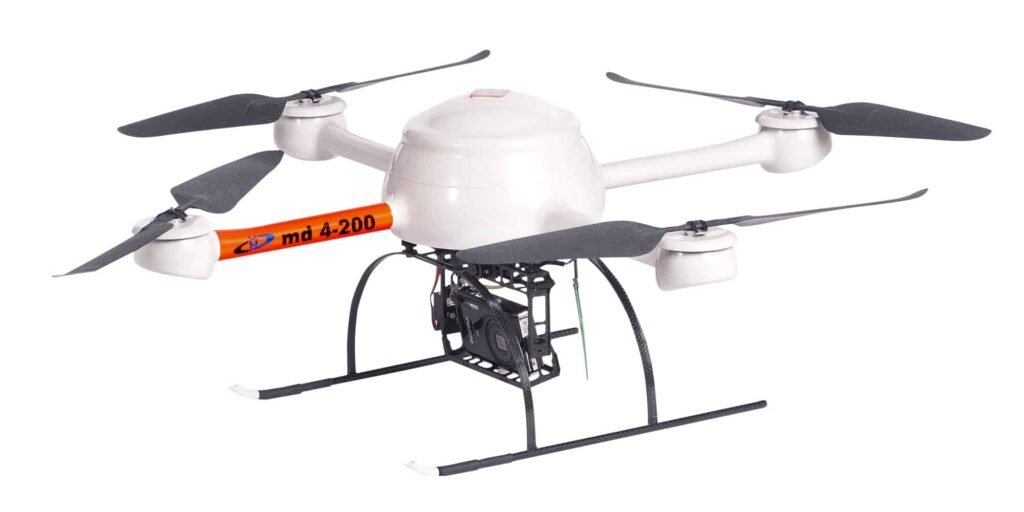 md4-200 Micro Unmanned Aerial Vehicle
