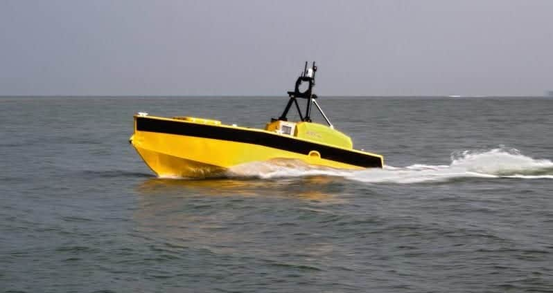 ASV unmanned surface vessel