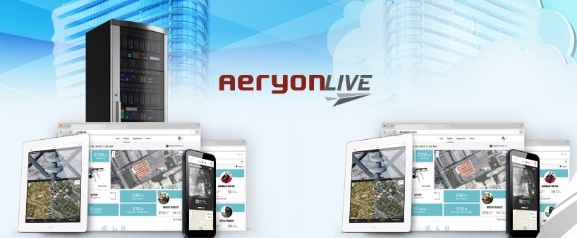 AeryonLive On-Premise Solution