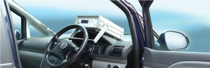 GSS6425 Multiple Constellation Record & Playback System Automotive Application