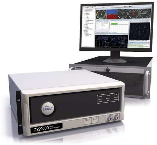 GSS9000 GNSS Constellation Simulator