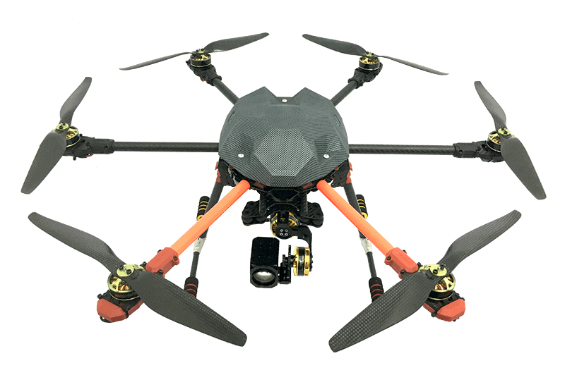 Garuda TowerSight UAV