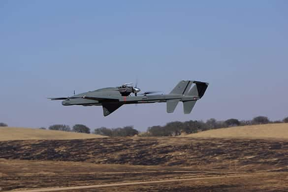Latitude Engineering HQ-60 UAV Sets New Flight Record | Unmanned