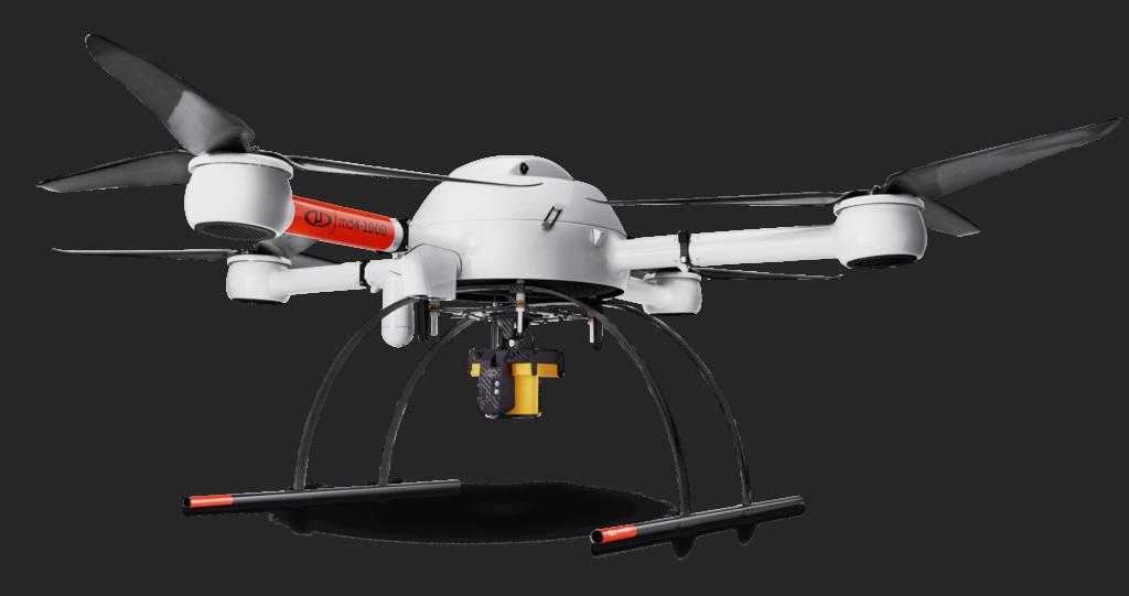Microdrones mdTector1000