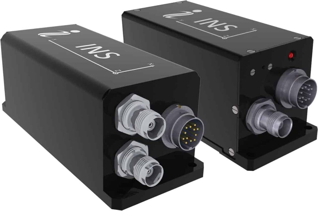 UAV GPS-Aided Inertial Navigation Systems