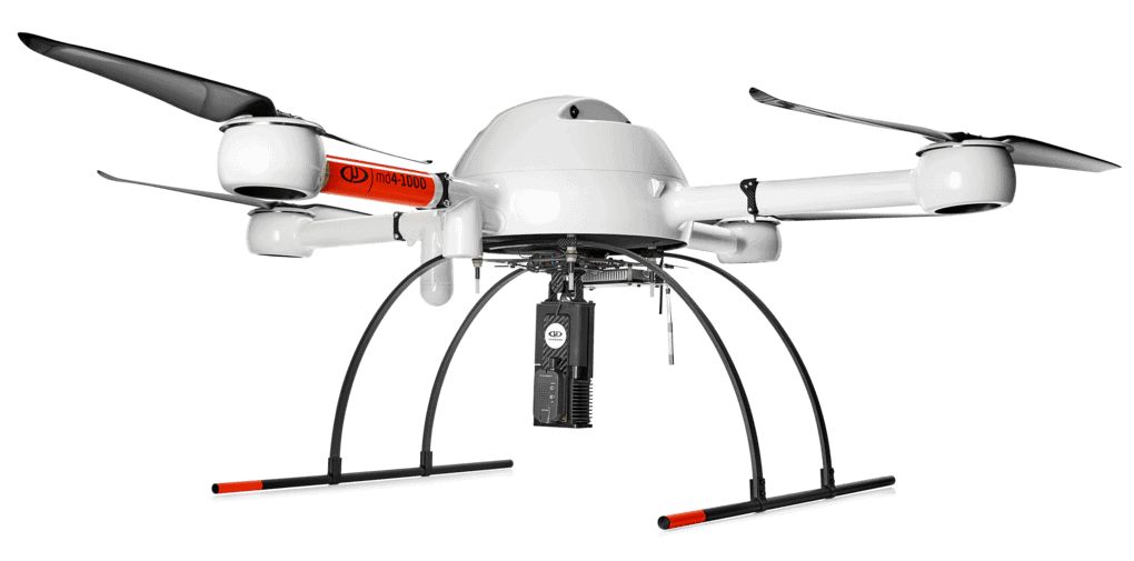 UAV Methane Gas Detection System