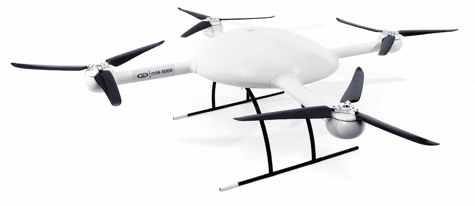 md4-3000 High Performance Drone
