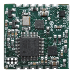 3-Space Sensor Embedded