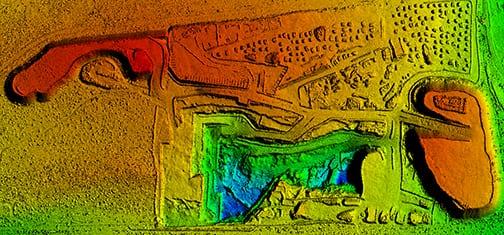 Digital Surface & Terrain Model