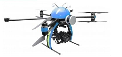 Ellipse D Ins Selected For New Nexus 800 Drone Unmanned
