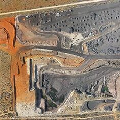 Orthomosaic Drone Image