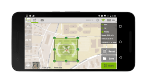 Pix4Dcapture Drone Mapping Software
