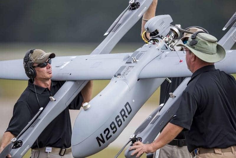 Textron Systems Demonstrates Aerosonde HQ sUAS | Unmanned ...