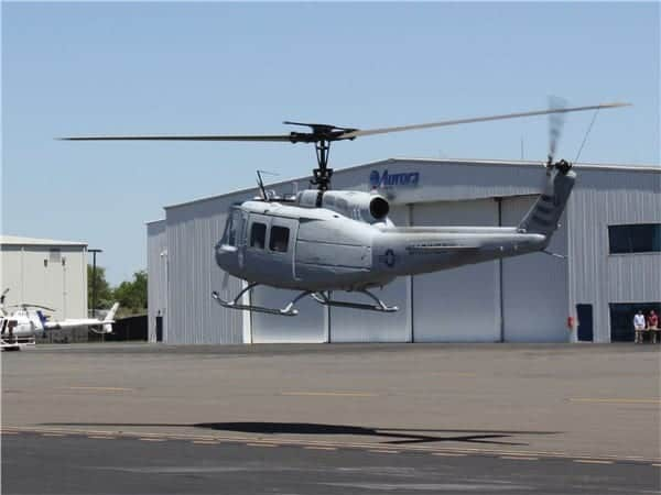 Aurora Flight Sciences Unmanned Helicopter