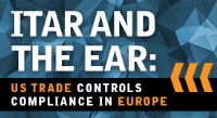 US Trade Controls Compliance in Europe