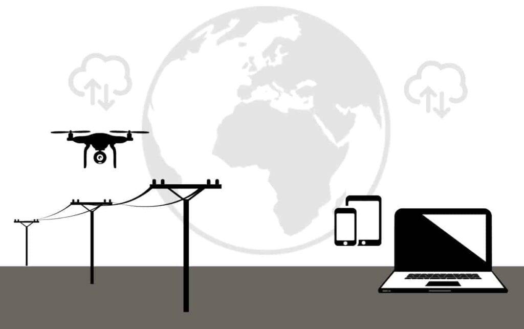 Easy Aerial GlobalARC drone platform