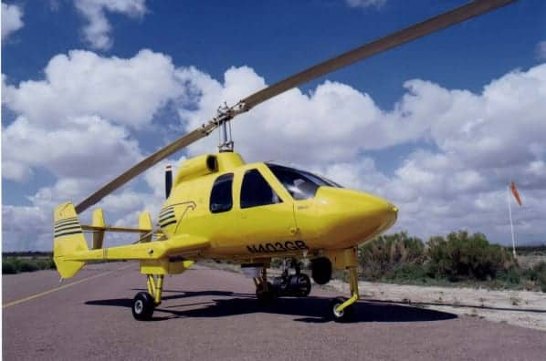 Groen Aeronautics Gyroplane