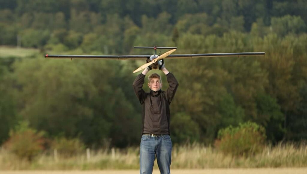 HYWINGS Fuel Cell UAV