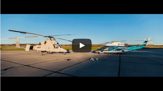 Lockheed Martin Demonstrates Autonomous Firefighting
