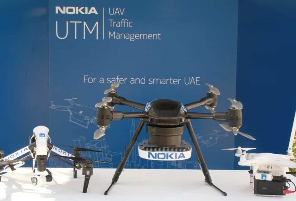 Nokia and UAE Civil Aviation Authority to Develop UAS