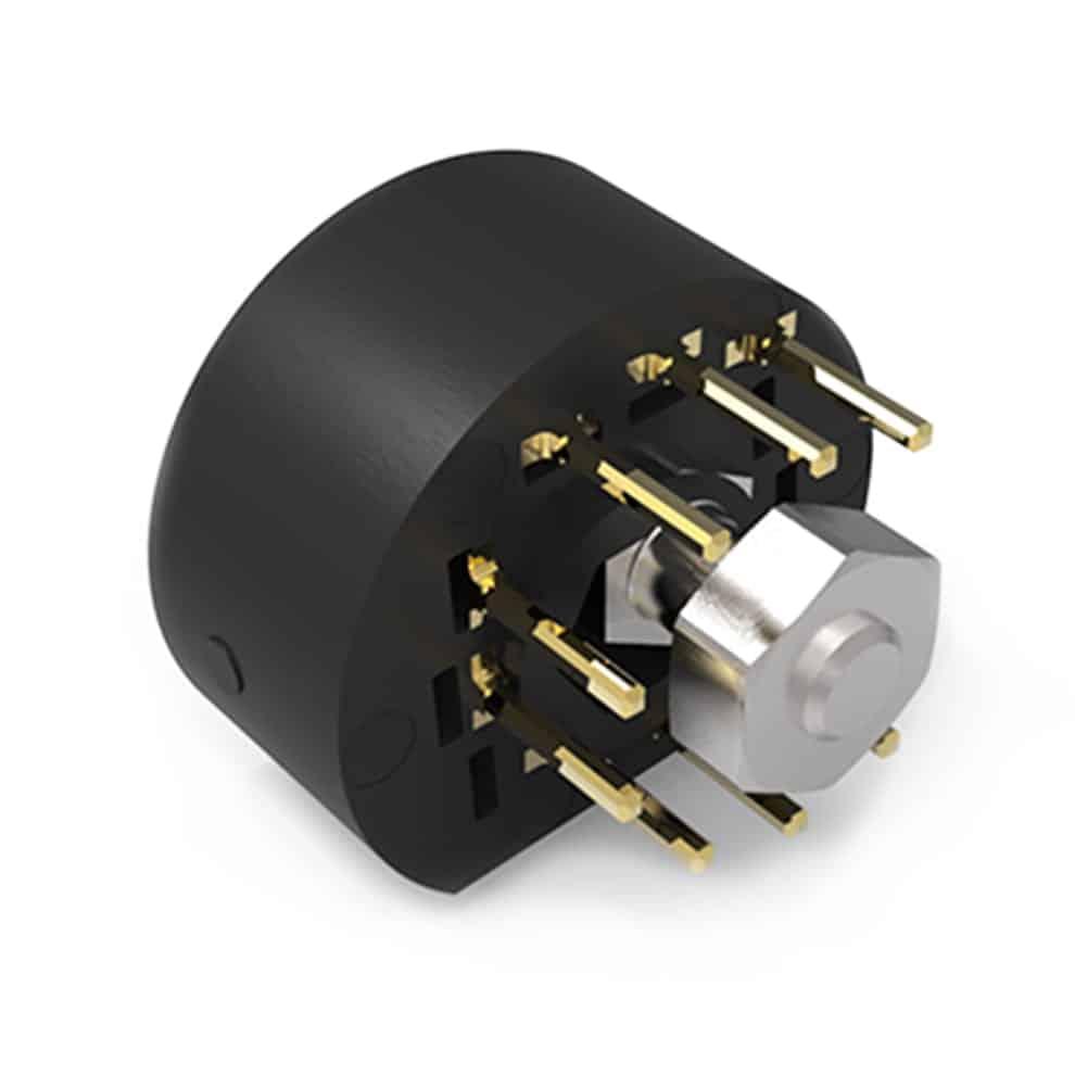 OMM Circular Micro Connector