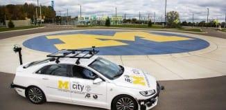 University of Michigan's Mobility Transformation Center