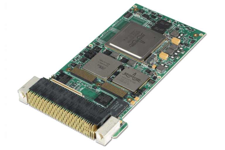 X-ES 10 Gigabit Ethernet & PCIe Gen3 Switch